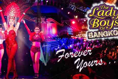 Ladyboys of Bangkok - Ladyboys of Bangkok Premium Thai Experience With Meal On  3 to  7 April  - Save 40%