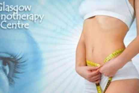 Glasgow Hypnotherapy Centre - 2.5 Hour Hypnotherapy Session for Gastric Band - Save 65%