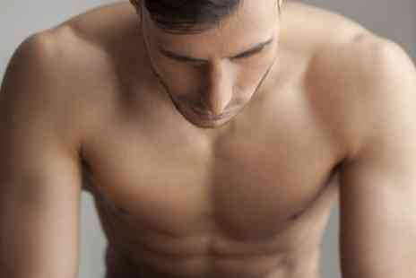 Deelashme - Selection of Waxing Treatments for Men  - Save 50%