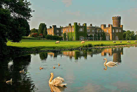 Swinton Park - Three nights stay in a Dukes Room - Save 70%