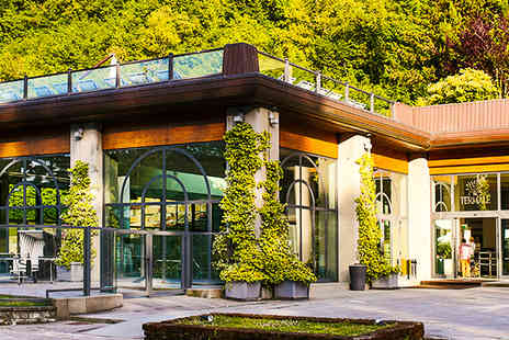 Roseo Euroterme Wellness Resort - A relaxing stay in beautiful Emilia Romagna - Save 60%