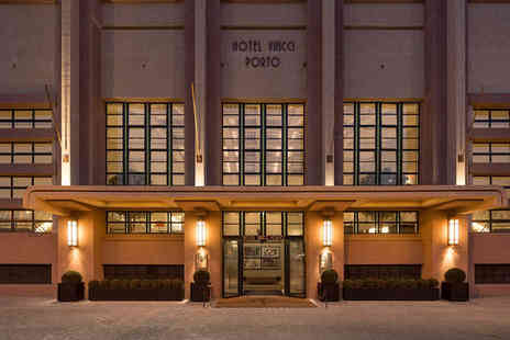 Vincci Porto - Two nights stay in a Standard Double Room - Save 70%