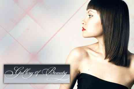 Gallery Of Beauty -  Wash and Cut £65 for All Hair Lengths  - Save 67%