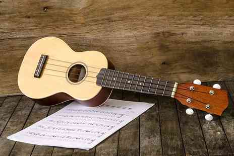 Purely Musical - Interactive teach yourself ukelele app  - Save 78%