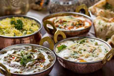 The Spice Centre - Indian Meal For Two or Four - Save 0%