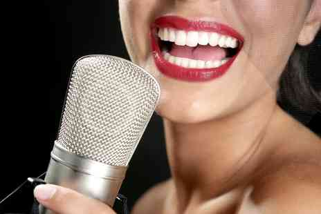 ChartHouse Music - One, Two or Three Hours of Individual Singing Lessons - Save 0%