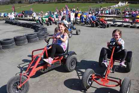 Wellsfield Farm - Family of Ticket to Wellsfield Farm - Save 50%