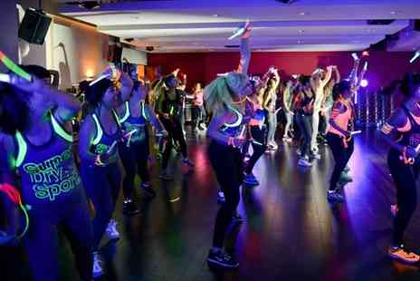 Serena Sheree Personal Training - Four or Eight Clubbercise Classes  - Save 40%