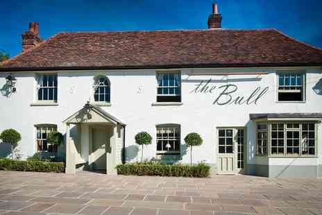 The Bull & Willow Room  - Three Course Meal with a Glass of Prosecco or Wine  - Save 51%