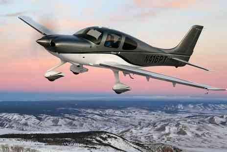 Eden Flight Training - One Hour Flight Experience in a Two or Four Seater  - Save 41%