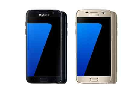 Mobile Phones Direct - Galaxy S7 32GB on 24 Month EE Contract, Unlimited Minutes and Texts and 5GB 4G Data With Free Delivery - Save 0%