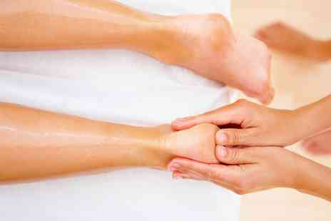 Radiance Beauty & Tanning - Reflexology Session with Two Optional Follow Up Treatments  - Save 36%