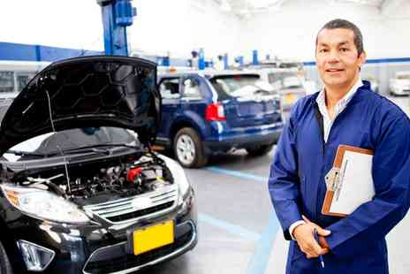 Binley Woods Service Centre - Service With Oil and Filter Change Plus 54 Point Check  - Save 72%