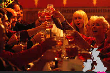 SuperBreak - Medieval Banquet Plus London Hotel Stay - Save 0%
