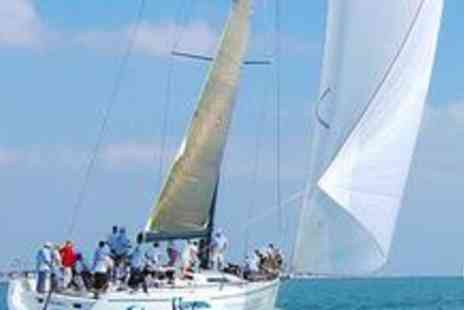 Global Sailing - Day of Sailing in Southampton, including pick up and breakfast on board - Save 61%