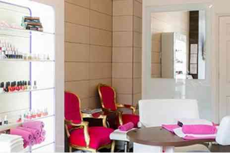 Pampered-Islington - Treatwell Days Stylist Lunch Break Manicure - Save 62%