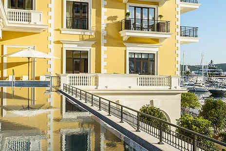 Regent Porto Montenegro  - Elite luxury in one of Europes best up and coming destinations - Save 35%