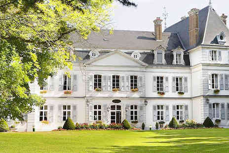 Chateau de Divonne  - A charming getaway with views of Mont Blanc, just outside Geneva  - Save 35%