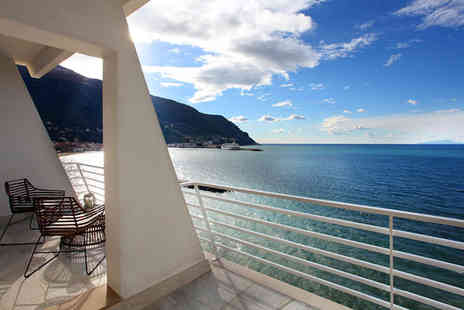 Hotel Miramare Stabia - Seven nights stay in a Superior Sea View Room - Save 70%