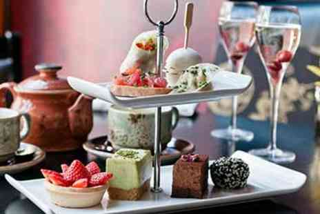 Buddha Bar - Luxury Afternoon Tea for Two - Save 27%
