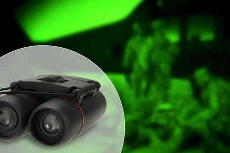 Xpress Buyer - Night Vision Binoculars - Save 43%