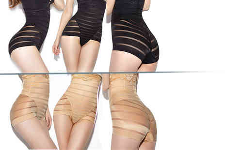 The Wholesale Group - Slimming waist and bum body shaper   - Save 60%