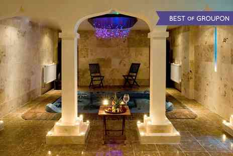 Portland Hall Spa - Spa Package or VIP Spa Package for Two With Three Treatments and a Light Lunch - Save 70%
