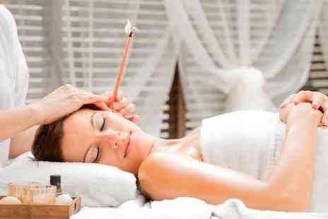 Intuition School & Spa - 45 min Ear Candling - Save 0%