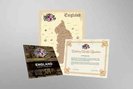 Lordship Titles - Decorative Lord, Laird or Lady Titles - Save 50%