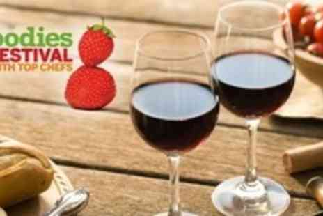 Foodies Festival - Foodies Festival Day Pass For Four - Save 60%
