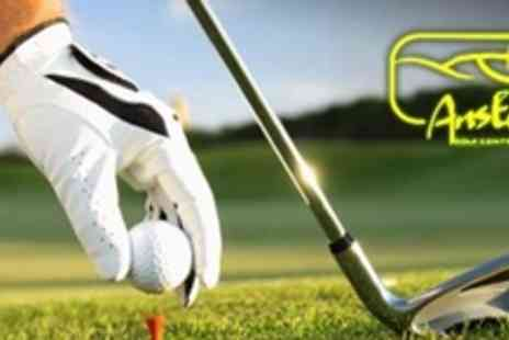 Ansty Golf Centre - 18 Holes of Golf Plus One Year Membership - Save 85%