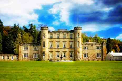 Melville Castle - One or Two Nights Stay For Two With Breakfast With Option For Dinner  - Save 0%