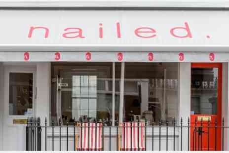 Nailed - Treatwell Days Stylist Lunch Break Manicure - Save 60%