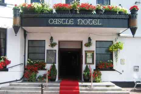 Castle Hotel - One to Three Nights Stay For Two With Breakfast With Option for Dinner  - Save 0%