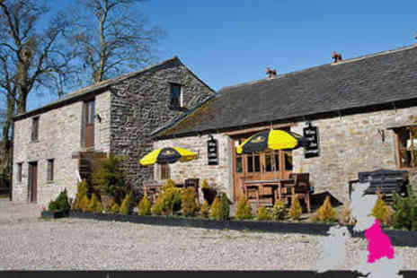 The Old Dairy Farm - Two nights stay for two with Daily Full English Breakfast - Save 48%