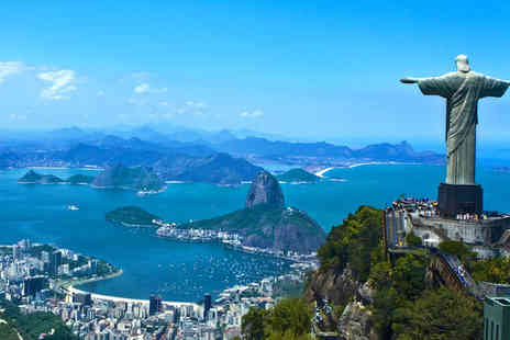 Highlights of Brazil - Eleven nights stay with Accommodation as per itinerary - Save 0%