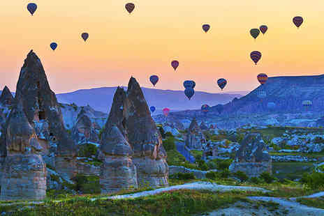 The House Hotel  - Immersive luxury break in the caves of Cappadocia  - Save 39%