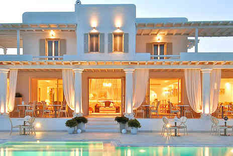La Residence Mykonos Hotel  - Glamorous luxury on one of Greeces most vibrant islands - Save 47%