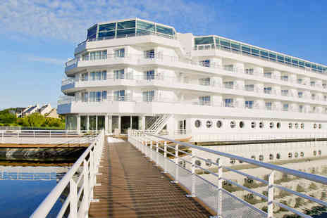 Miramar Crouesty Hotel  - Ahoy to Brittany aboard this luxurious ship - Save 34%