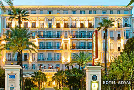 Royal Westminster - A palatial hotel within the city of flowers Menton - Save 30%