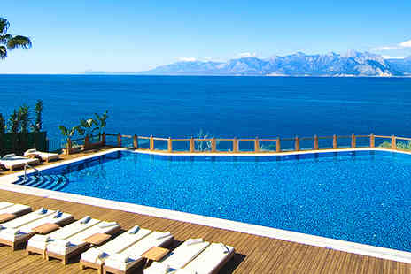 Ramada Plaza Antalya  - A tranquil haven on the Turkish Riviera seafront  - Save 38%