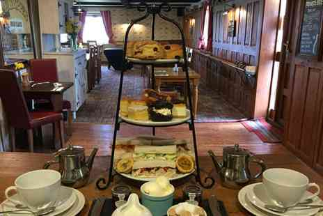 The Masons Arms - Afternoon Tea for Two or Four with Optional Prosecco - Save 50%
