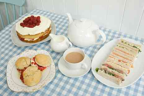 Tea on the Green - Afternoon Tea for Two or Four - Save 0%