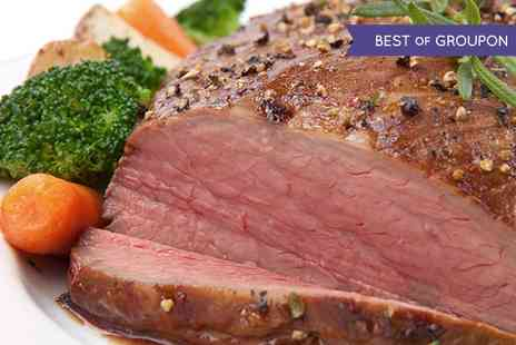 Salvatores Ristorante - Sunday Roast for a Family of Four Two Adults and Two Children  - Save 0%