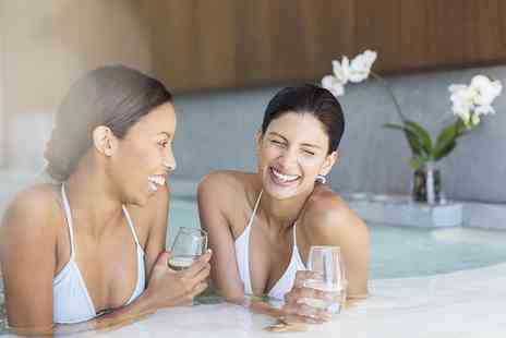 Lakeside - Spa Day with Lunch and a Glass of Prosecco each for One or Two - Save 48%