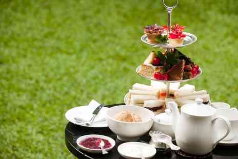 The Drymen Inn - Afternoon Tea for Two or Four with Optional Gin or Prosecco - Save 0%
