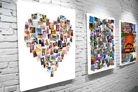 You Frame - Personalised Photo Montage - Save 77%