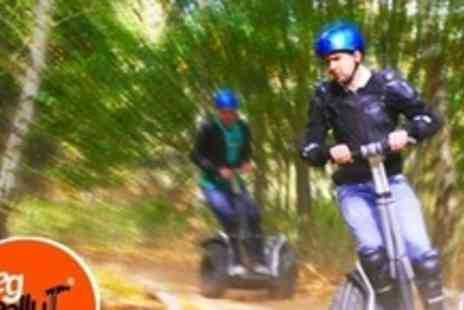 SegRally - One Hour Segway Rally For Two People,  valid Saturday to Sunday - Save 38%