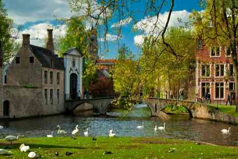 Hotel Olympia Brugge -  Two night stay Plus Central Bruges Breakfast each morning and  Box of chocolates in your room - Save 0%