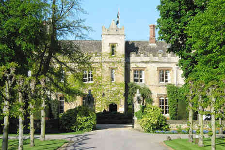 The Manor  - Three  nights stay in a Junior Suite Room - Save 0%